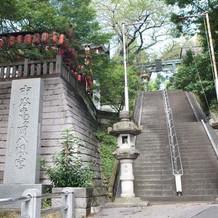 亀ヶ岡八幡宮