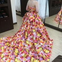 蜷川実花ドレス