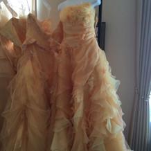 ドレスは種類豊富で選ぶのが楽しかったです