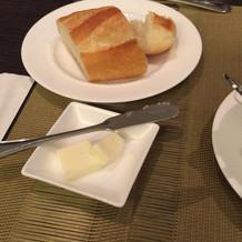 パンも美味しい♪