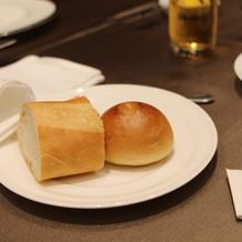 パンが美味しかったようで好評でした。