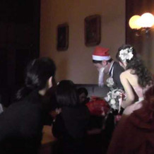 子供たちへクリスマスプレゼント☆