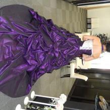 大人シックなドレス