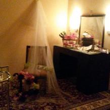 新婦控室1