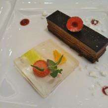 ガトーショコラ、ウエディングケーキ
