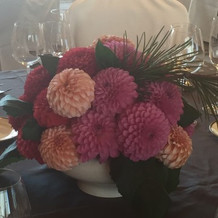 和装用のお花