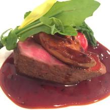 ジューシーで、肉の旨味も抜群。
