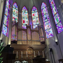 開放的な大聖堂。とても素敵です