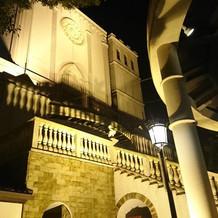 夜のコルティーレ