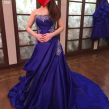 moussyカラードレス