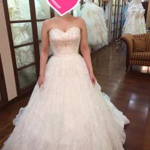 moussyのドレス