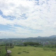 景色最高です~!!