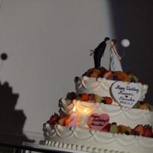 ケーキはすべてオリジナル♪