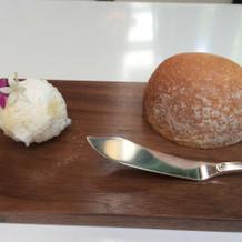 手作りの塩レモンバター!かなり美味しい!
