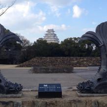 隣接する城見台公園