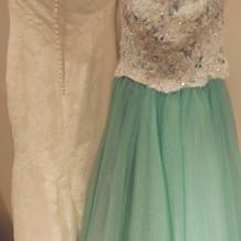 当日着たドレスです  可愛かったです