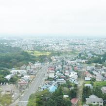 タワー館20階「ソアラ」からの眺望