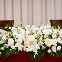 高砂のお花追加6万円