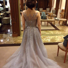 リームアクラのカラードレス
