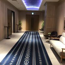 美しい廊下