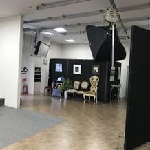 親族写真撮影室