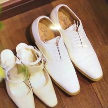 レンタルした靴