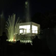噴水ショー
