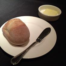 パンもバターもおいしい。