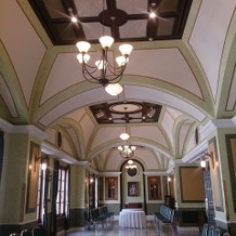 13階(神殿のある階)の待合室