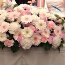 3万円の花+百均ツタ