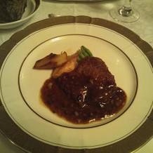 中華のメインお肉