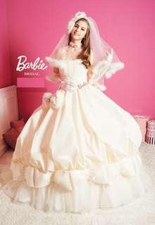 Barbie BRIDAL(バ-ビ-ブライダル)NO.50096