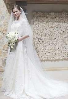 世界の王妃を彷彿させる銀座三越オリジナルドレス【ロイヤルプリンセスシリーズ】