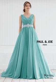 PAUL&JOE(ポール&ジョー)ドレスコレクション PJ-0015 グリーン