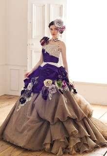 COLOR DRESS 025