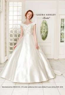 LAURA ASHLEY bridal