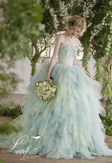 Leaf for Brides リーフフォーブライズ04-10245 green