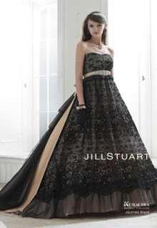 JILL STUART black