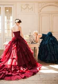 COLOR DRESS 016