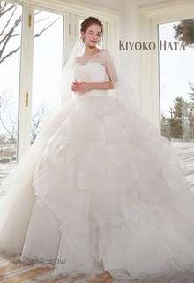 【KIYOKO HATA】 KH-0438 Off White