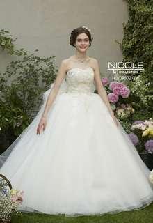 【NICOLE】 NC/09802 Offwhite