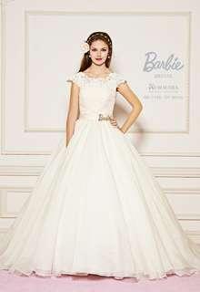【Barbie BRIDAL】 BB-198 Off White