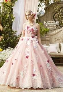 【NICOLE】 NC/09755 Pink