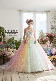 【NICOLE】 NC/09656 Mix