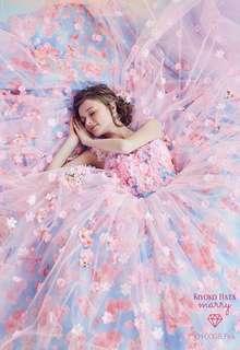 【marry】 KH-0008 桜ドレス
