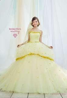 【marry】 KH-0007 ミモザドレス