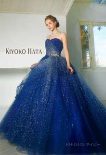 【KIYOKO HATA】 KH-0443 Navy