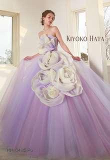【KIYOKO HATA】 KH-0435 Purple