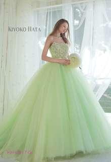【KIYOKO HATA】 KH-0417 Green