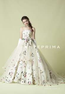 【ANTEPRIMA】 ANT0166 white × pink
